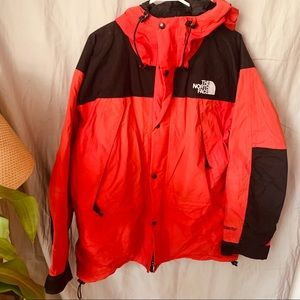 North face winter sport jacket